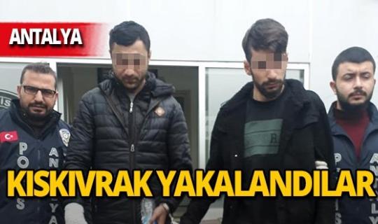 Antalya'da 3 ayrı olay, 4 gözaltı!