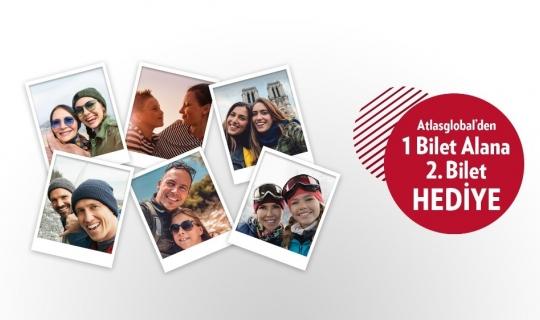 Atlasglobal'den Sevgililer Günü'ne özel kampanya