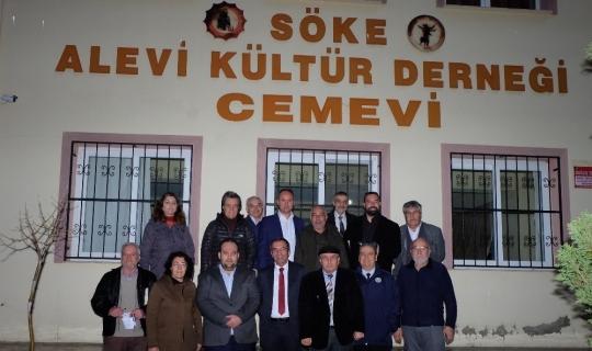 """Başkan Şevki Kaya; """"Kapımız herkese açık"""""""