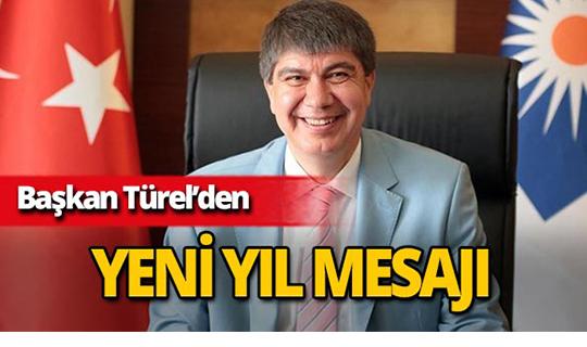 Antalya Büyükşehir Belediye Başkan Türel'den 2019 yılı mesajı