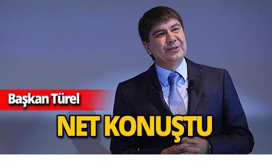 Başkan Türel'den Konyaaltı ve Boğaçayı açıklaması!