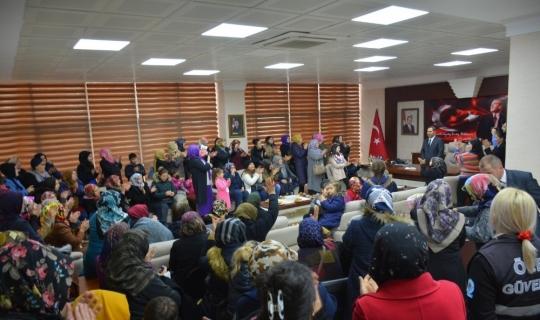 Başkan Uysal aday olacağını açıkladı