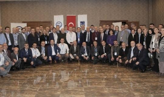 Başkent'te su kanal idareleri istişare toplantısı yapıldı