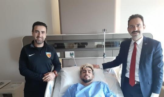 Bilal Başacıkoğlu ameliyat oldu