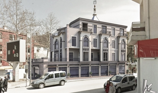 Bilecik Belediyesi yeni iş merkezi için ihaleye çıkıyor