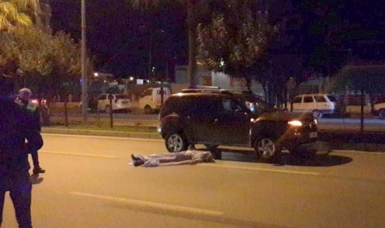 Bir aracın çarpıp, diğerinin üzerinden geçtiği Norveçli turist hayatını kaybetti