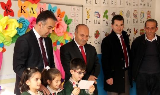 Bitlis'te 89 bin 436 öğrenci karne aldı
