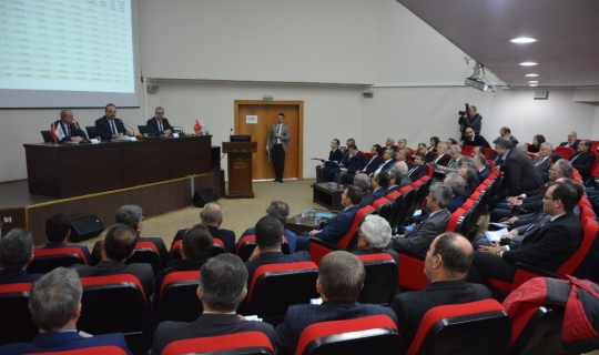 Bursa İl Koordinasyon Kurulu toplantısı yapıldı