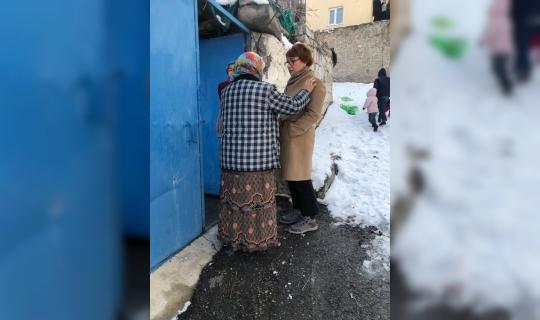 CHP Melikgazi Belediye Başkan Adayı Karaoğlu'nun ziyaretleri sürüyor