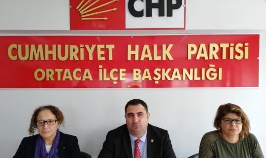 """CHP Ortaca İlçe Başkanı Evren Tezcan; """"Aydınlarımızı unutmayacağız, unutturmayacağız"""""""