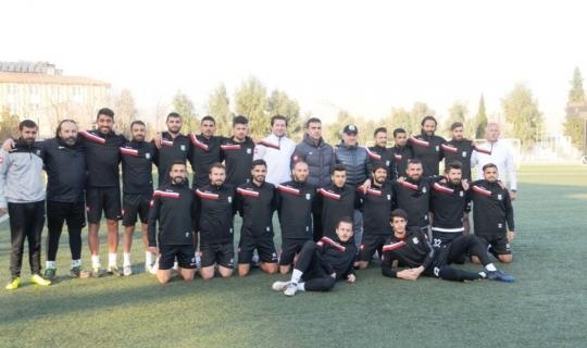 Cizrespor'da Ankara Adliyespor maçı hazırlıkları
