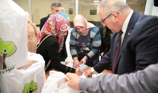 Çölyak hastalarına glütensiz un ve makarna yardımı
