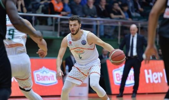 FIBA Şampiyonlar Ligi: Banvit: 96 - Sidigas Avellino: 88