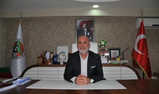 """Hasan Çavuşoğlu: """"Merih Demiral  benim manevi oğlumdur"""""""