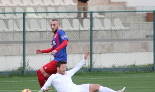 Hazırlık maçı: - Antalyaspor: 1 - FC Uerdingen: 2