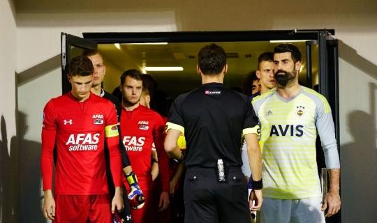 Hazırlık maçı: Fenerbahçe: 3 - Az Alkmaar: 2