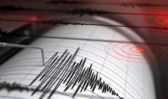 Hisarcık'ta deprem