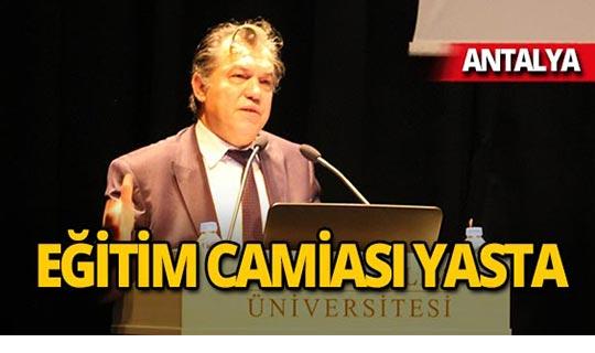 Hukuk Fakültesi Dekanı hayatını kaybetti!