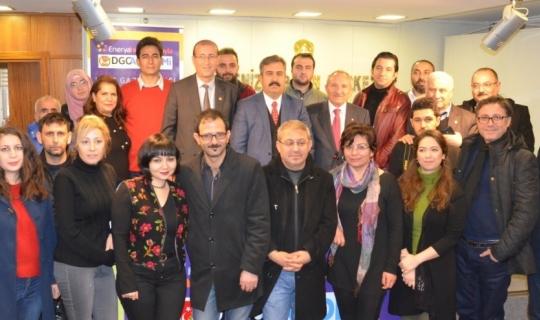 """İl Emniyet Müdürü Mevlüt Demir: """"FETÖ'yle mücadele kararlılıkla sürüyor"""""""