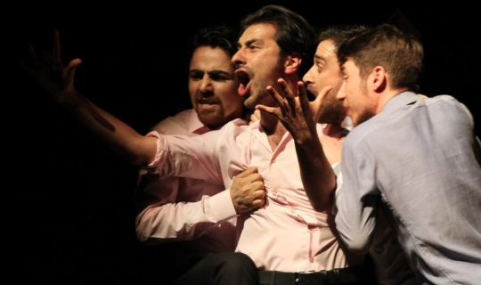 İstanbul barosu avukatları, Akıngüç Sahnesi'nde