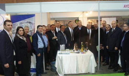 İstanbul Ticaret Borsası'ndan Aydın Ticaret Borsası'na ziyaret