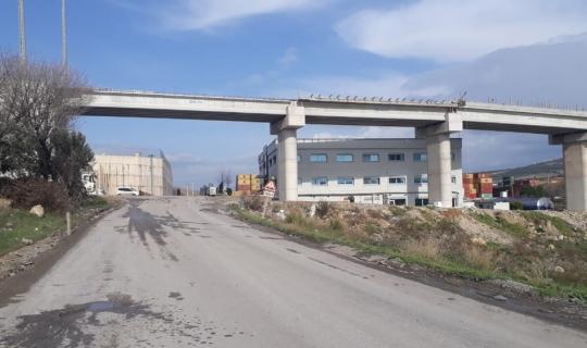 İzmir'de köprüden düşen işçi kurtarılamadı