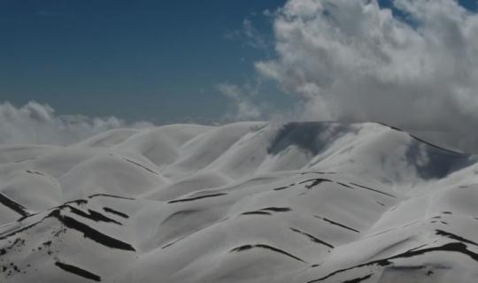 Kahramanmaraş'ın dağlarında kartpostallık görüntüler