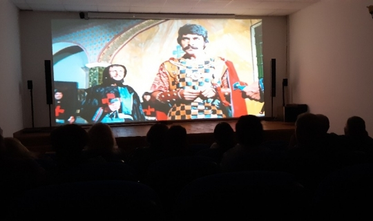 Kaş'ta tatil sineması başlıyor