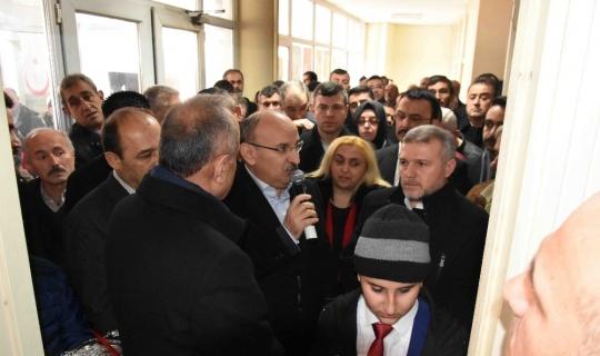 Kastamonu'da Görme Engelliler Derneği'nin yeni dernek binası açıldı