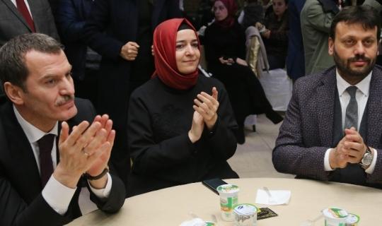 Kastamonulular Banduma Gecesi Zeytinburnu'nda gerçekleştirildi