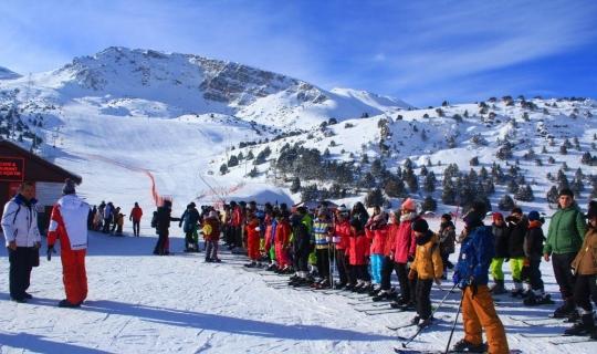 Kayak Temel Eğitim kursu başladı
