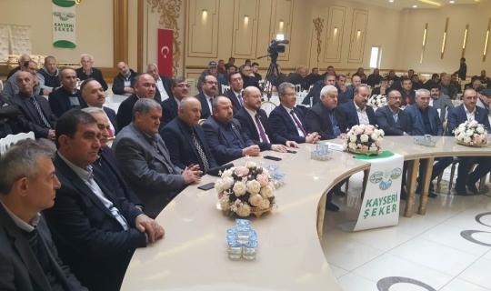 Kayseri Şeker Niksar ve Tokat'ta Çiftçi Eğitim Semineri verdi