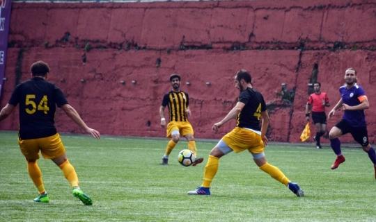 Kdz. Ereğli Belediyespor Sakarya deplasmanından 1 puanla döndü