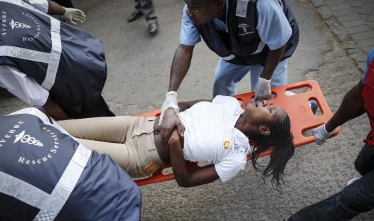 Kenya'da ölü sayısı 15'e yükseldi