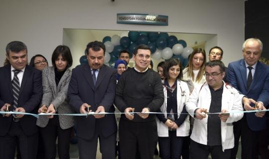 Kepez Devlet Hastanesi'ne yeni doğan ünitesi açıldı!