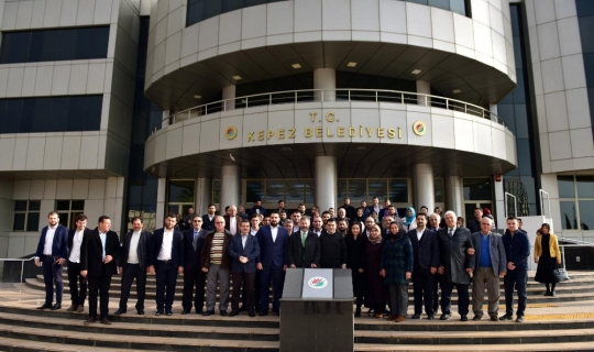 Kepez'e 123 projeyle hedef 2023