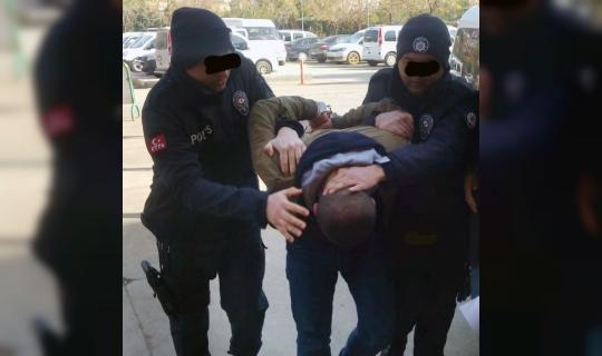 Kızıltepe'de kesinleşmiş cezası bulunan şahıs yakalandı