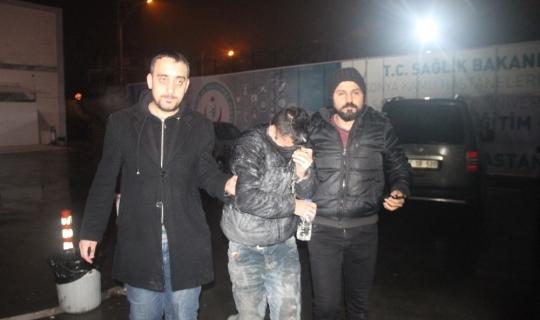Konya'da telefon kablolarını çalan 4 zanlı tutuklandı