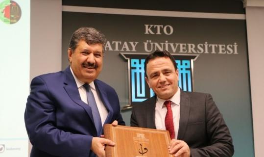 KTO Karatay Üniversitesinde Hukukta Gözlem Projesi başladı