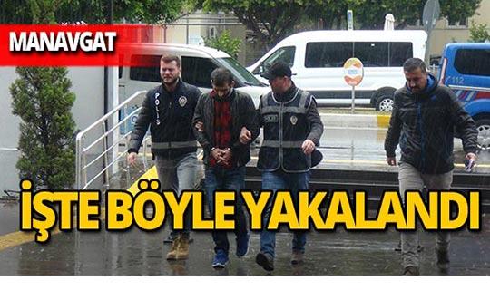 Manavgat'ta polisin şüphesi 14 ayrı hırsızlık olayını çözdü!