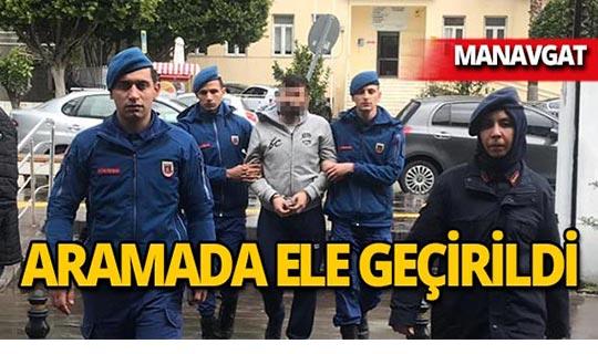 Manavgat'ta operasyon: 2 tutuklama!