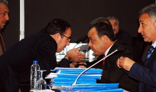 Meclis içinde komisyon çalışması