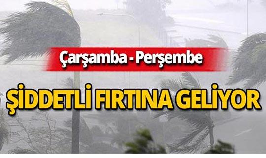 Meteoroloji'den Antalya için son dakika uyarısı!