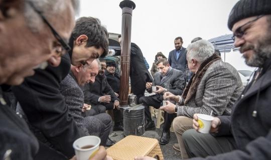 MHP Kastamonu İl Başkanlığı vatandaş ziyaretlerine devam ediyor