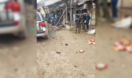 Münbiç'te ABD güçlerine yönelik intihar saldırısı: 6 ölü 19 yaralı