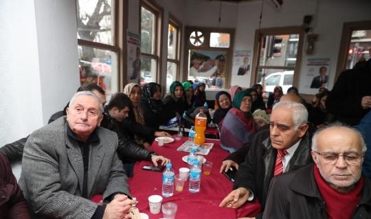 """Murat Aydın: """"Bilgi Evleri'yle gençler kötü alışkanlıklardan uzak tutulacak"""""""