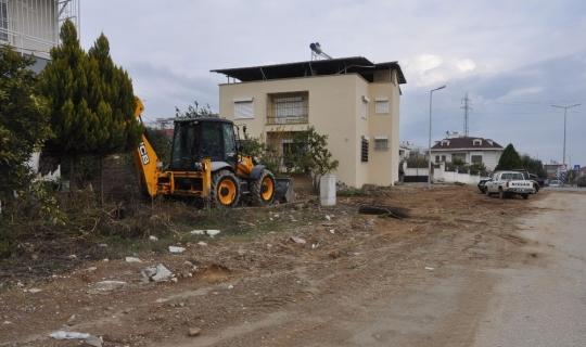 Nazilli'de merkezden kırsala modern yollar