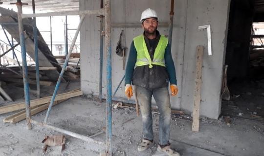 (Özel Haber) Suriyeli inşaat işçisinden seyyar satıcıyı hayatta tutan hamle