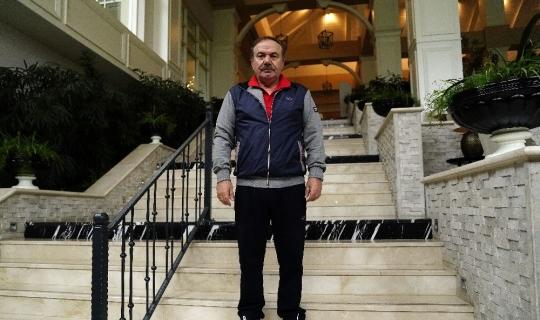 """Yusuf Namoğlu: """"Konuşanların amacı hakem ve hakem camiasına baskı kurmak"""""""