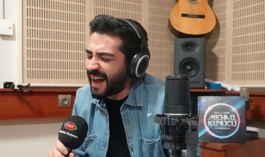 "Pop-Rockcu Bahadır Sağlam: ""Müzik piyasasının yüzde 75'i çöp"""
